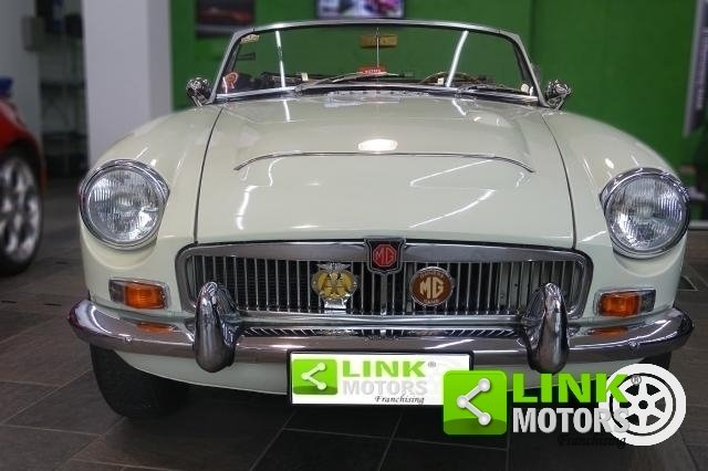 1970 MG C ROADSTER For Sale (picture 3 of 6)