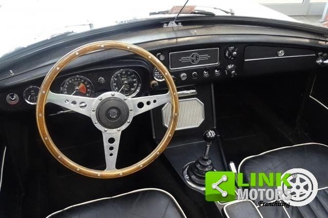 1970 MG C ROADSTER For Sale (picture 5 of 6)