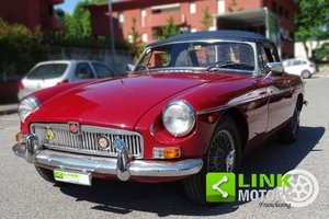 Picture of 1967 MG - B CABRIOLET  **TARGA ORO ** SOFT E HARD TOP **