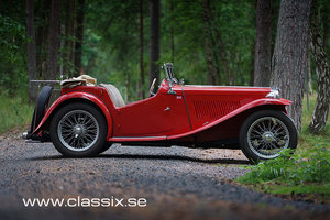 1946 MG TC RHD