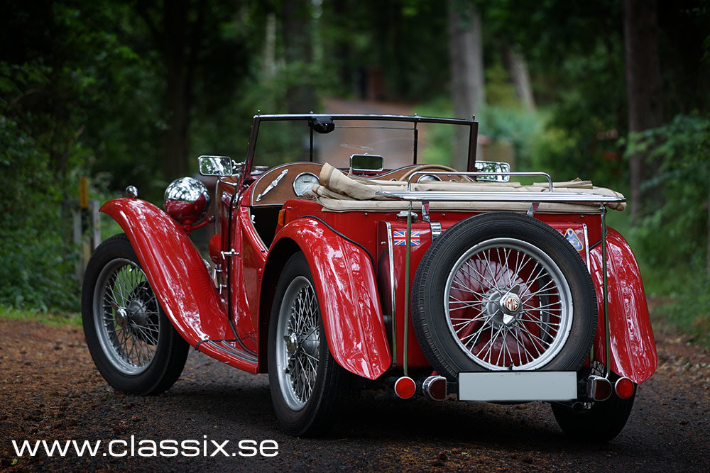 1946 MG TC RHD  For Sale (picture 2 of 6)