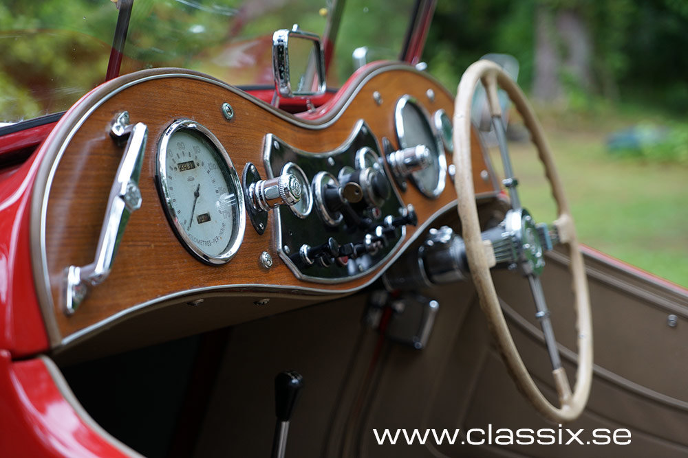 1946 MG TC RHD  For Sale (picture 3 of 6)