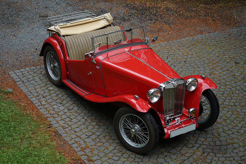 1946 MG TC RHD  For Sale (picture 5 of 6)