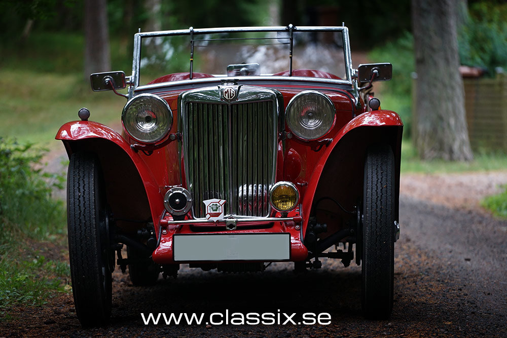 1946 MG TC RHD  For Sale (picture 6 of 6)