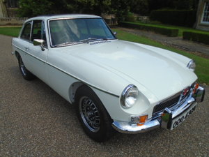 1974 MGB GT V8, RECENT FULL BODY REFURB, 83000 MILES.