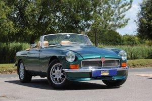 1968 MG B V8 Roadster SOLD