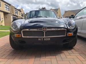 MGB GT Sebring 4.6L V8 Conversion