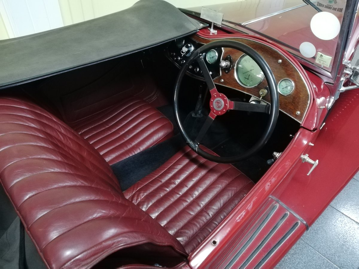 MG TA Roadster 1938 For Sale (picture 3 of 12)