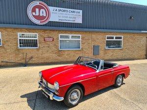 MG Midget 1967 - Recent restoration SOLD