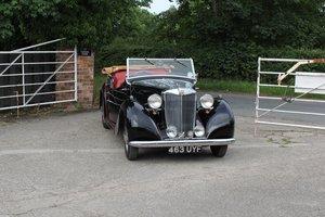 1950 MG YT Tourer - Original RHD, one of 877 ever built