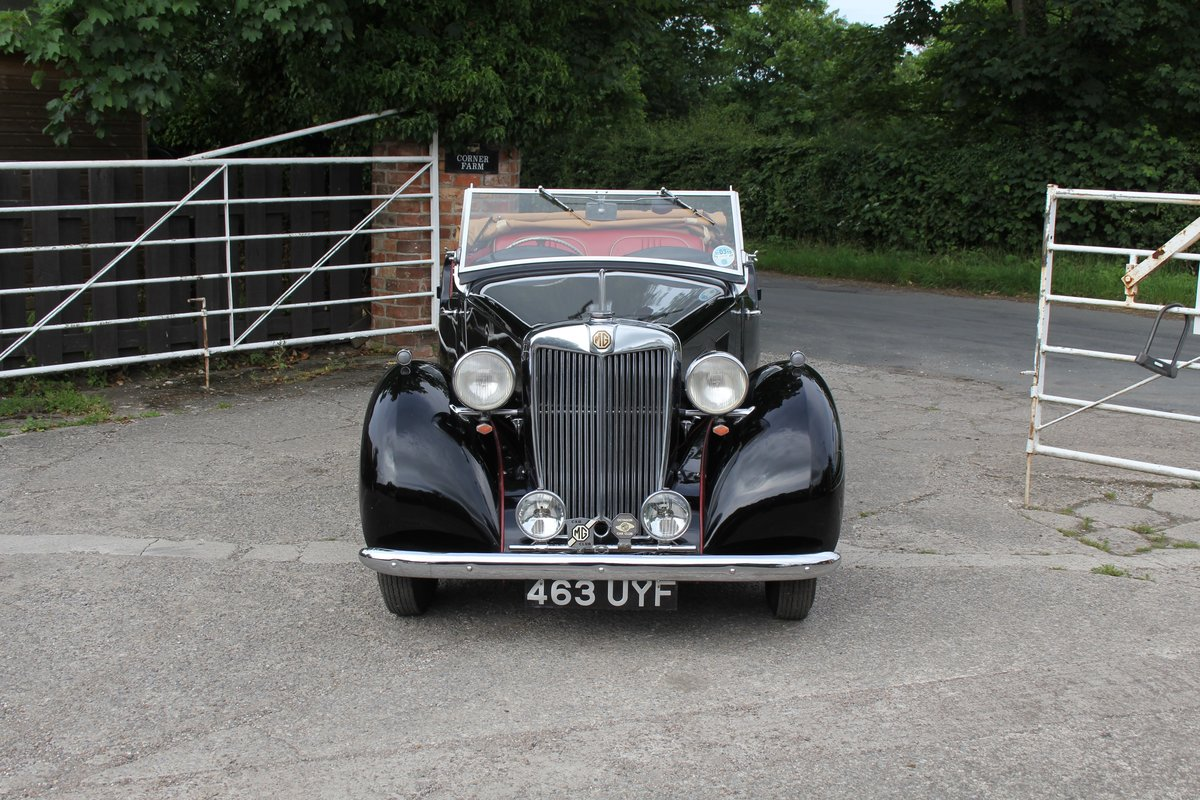 1950 MG YT Tourer - Original RHD, one of 877 ever built SOLD (picture 2 of 20)