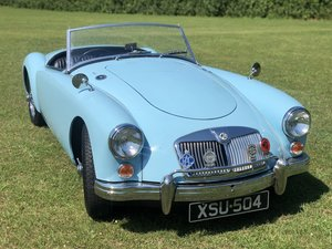 Picture of 1960 MGA 1600 SOLD