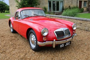 1961  MGA MK2 1600 COUPE THREE OWNERS