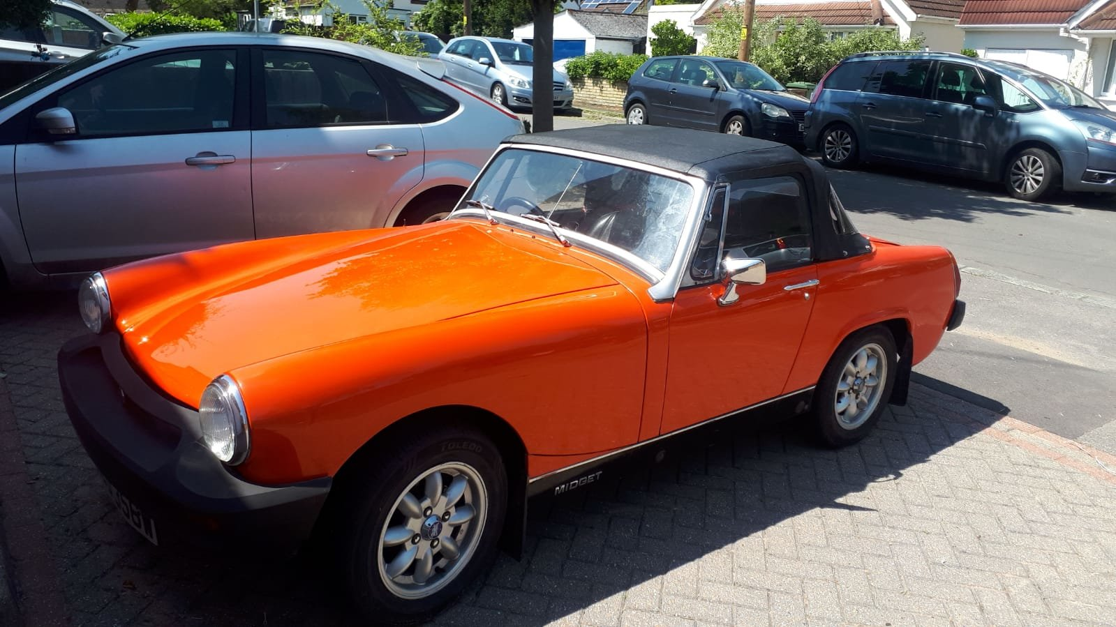 1980 MG Midget 1500cc For Sale (picture 1 of 6)