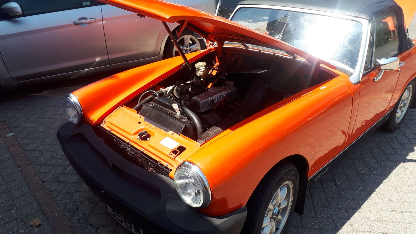 1980 MG Midget 1500cc For Sale (picture 2 of 6)