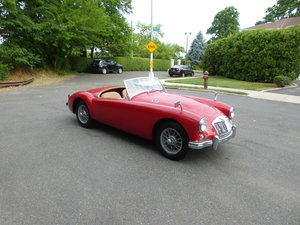 1958 MG A 1500 Roadster Nice Driver - For Sale
