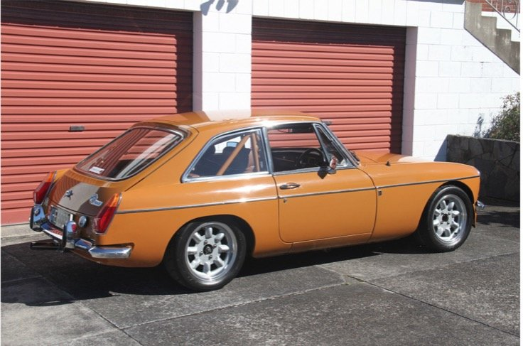 1974 MGB GT  Race & Road original condition For Sale (picture 2 of 3)