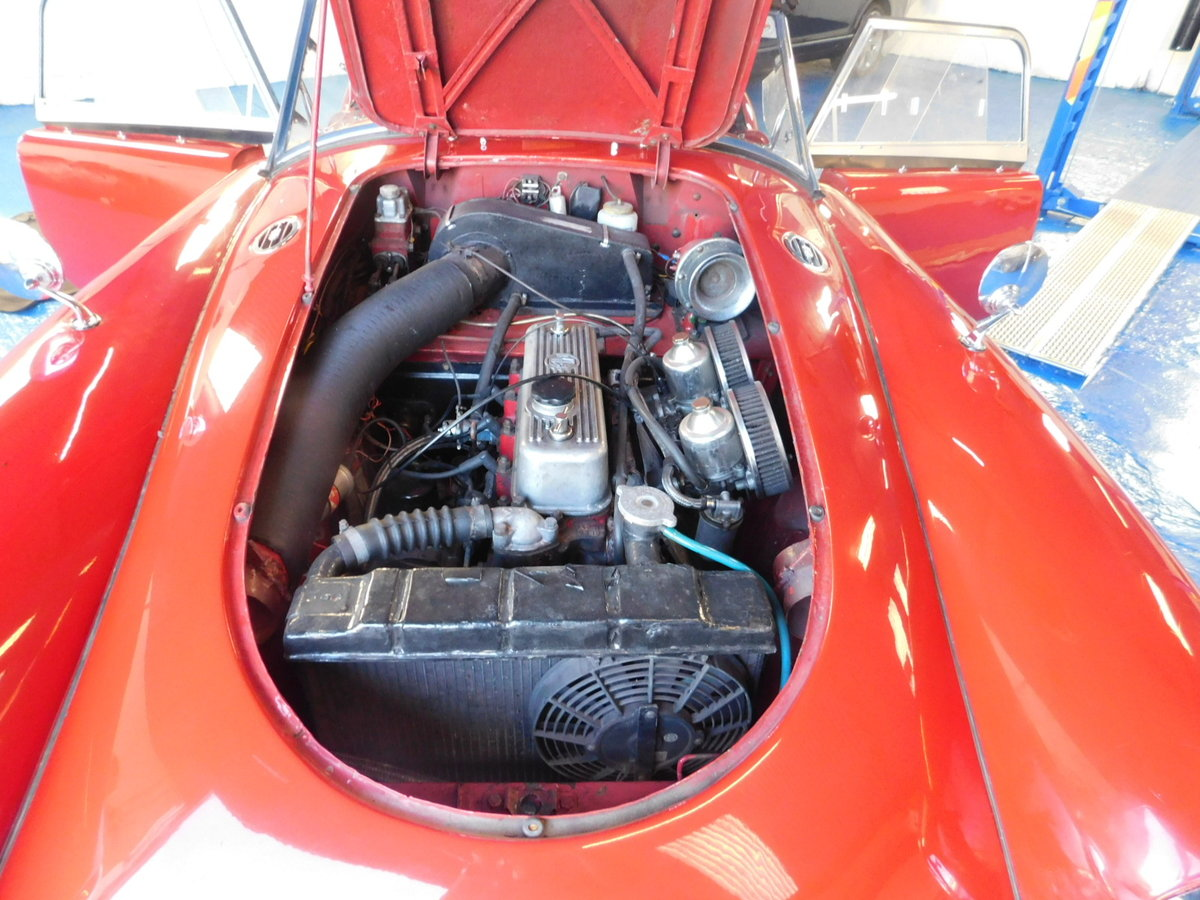 1958 MGA ORIGINAL UK CAR For Sale (picture 7 of 10)