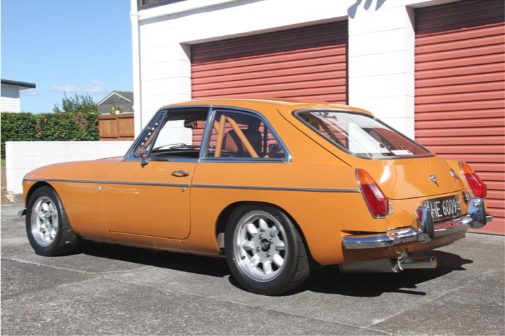 1974 MGB GT  Race & Road original condition For Sale (picture 3 of 3)