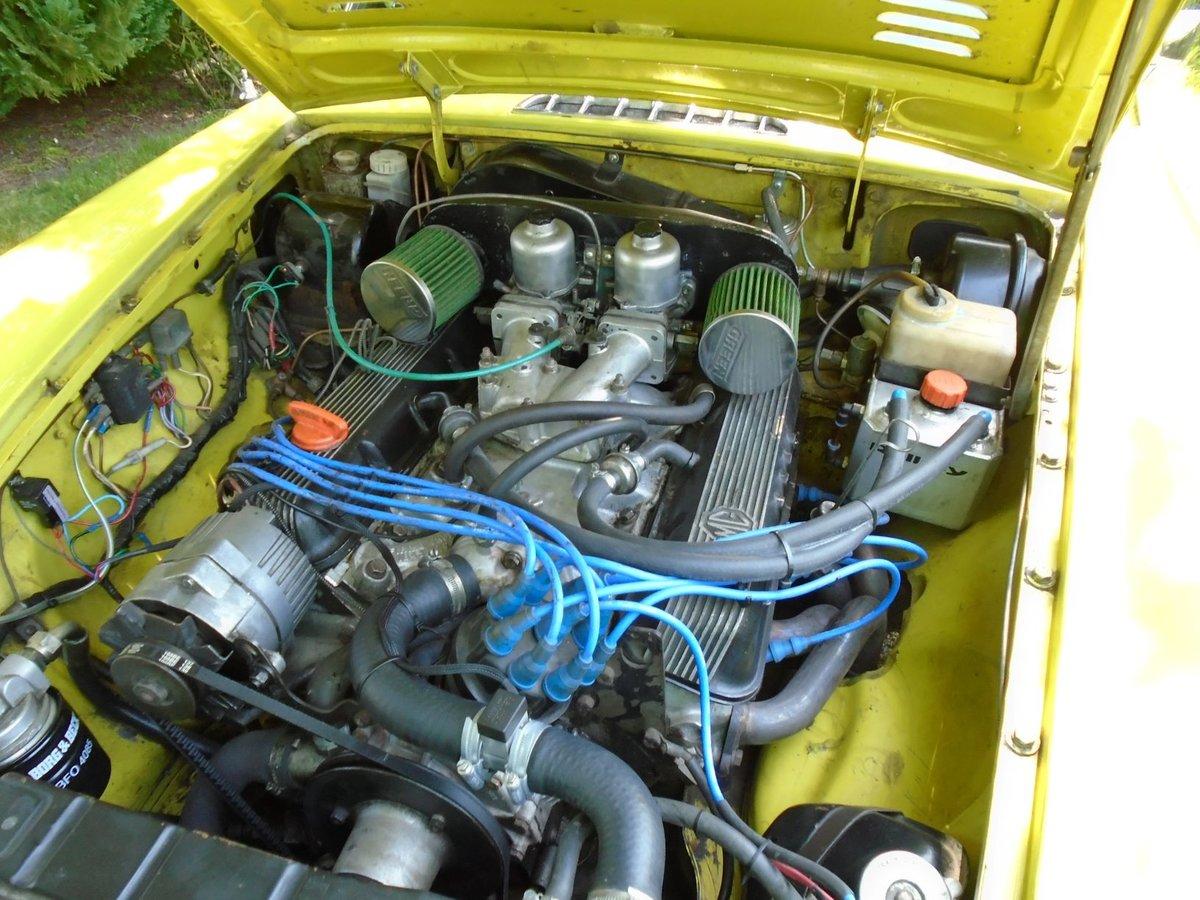 1975 MGB GT V8 - Genuine Factory V8 For Sale (picture 6 of 6)