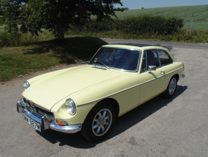 Picture of 1973 MG BGT SOLD