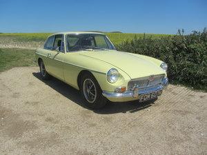 1971 MGBGT For Sale