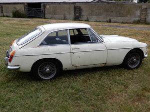 1970 MGC GT