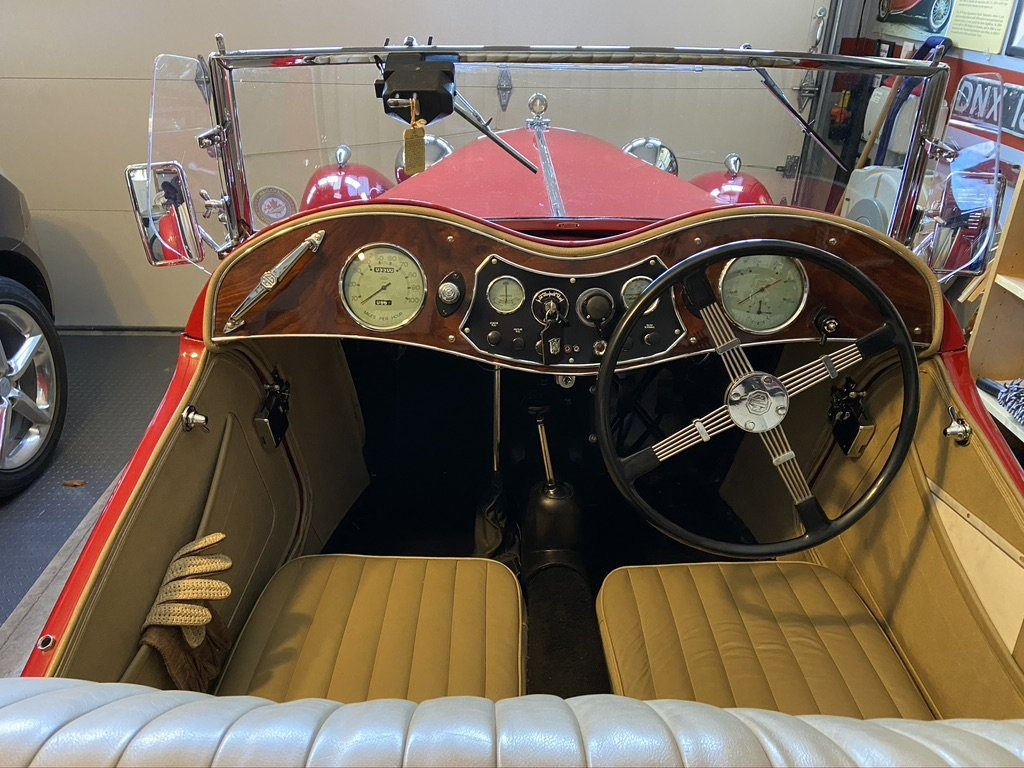 1938 Superb MGTA Price reduced For Sale (picture 2 of 6)