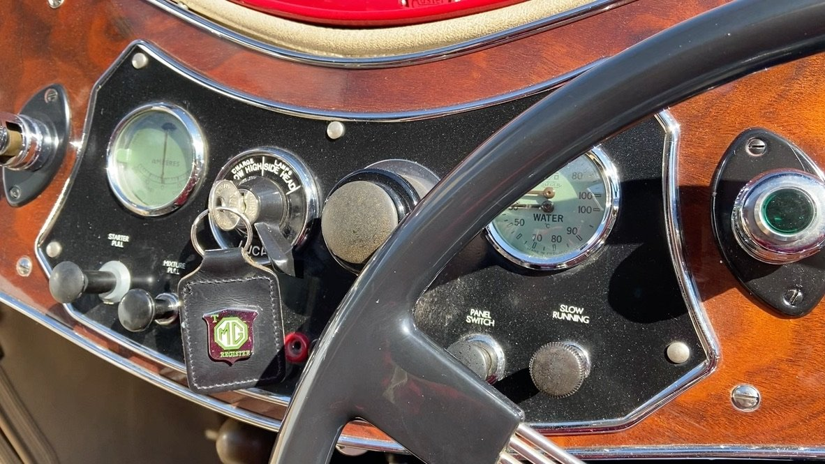 1938 Superb MGTA Price reduced For Sale (picture 3 of 6)