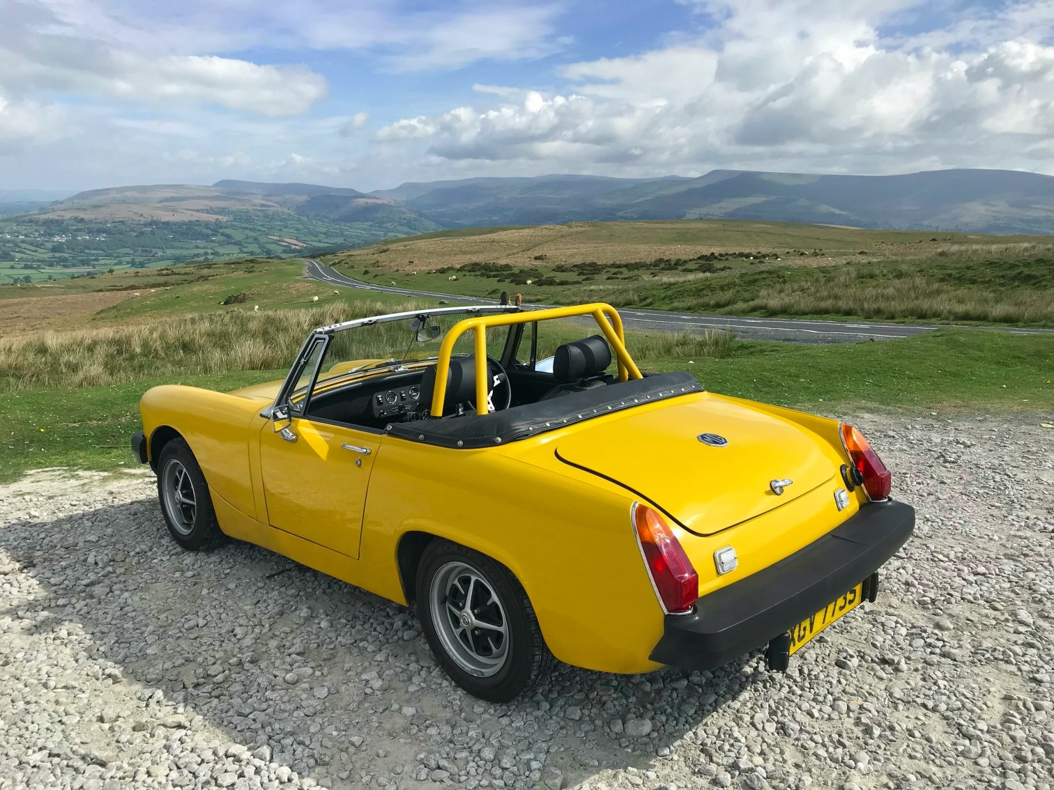 1977 MG Midget 1500  For Sale (picture 3 of 6)
