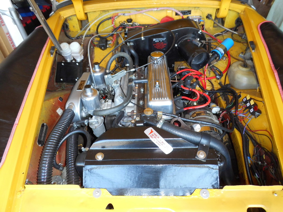1977 MG Midget 1500  For Sale (picture 4 of 6)