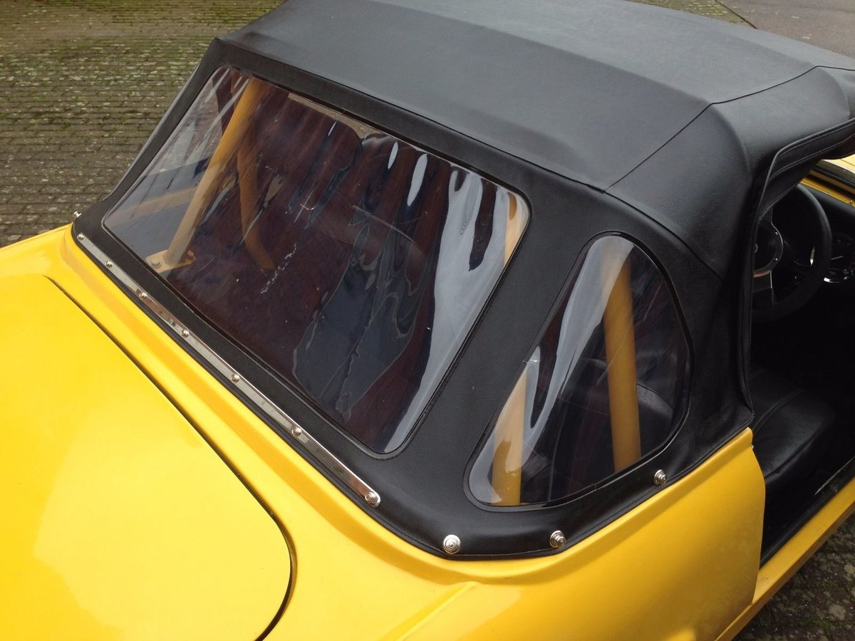 1977 MG Midget 1500  For Sale (picture 5 of 6)