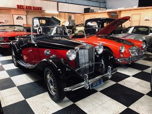 1952 MG TD Formerly Owned by Candice Bergen For Sale