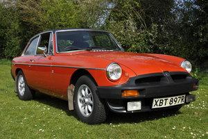 1976 MGB GT