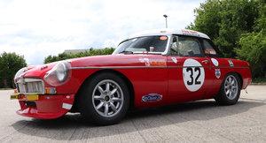 1973 MGB Racer