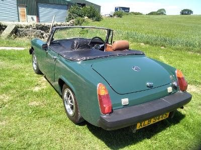 1977 MG Midget 1500 Stunning Looking Low Mileage  For Sale (picture 5 of 6)