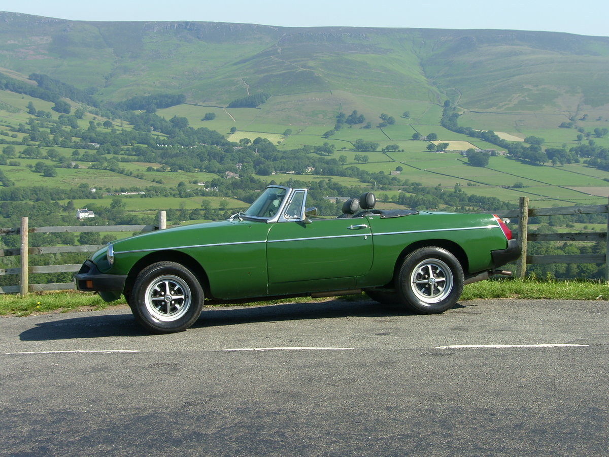 1980 MGB Roadster For Sale (picture 3 of 6)