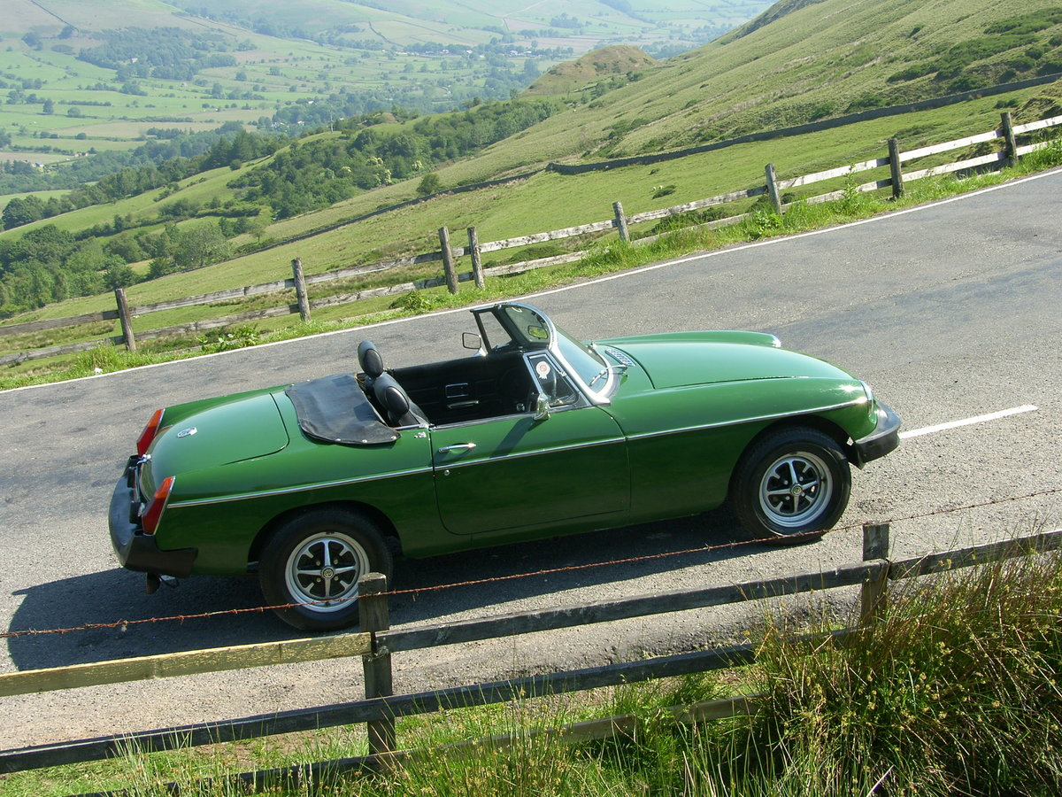 1980 MGB Roadster For Sale (picture 4 of 6)