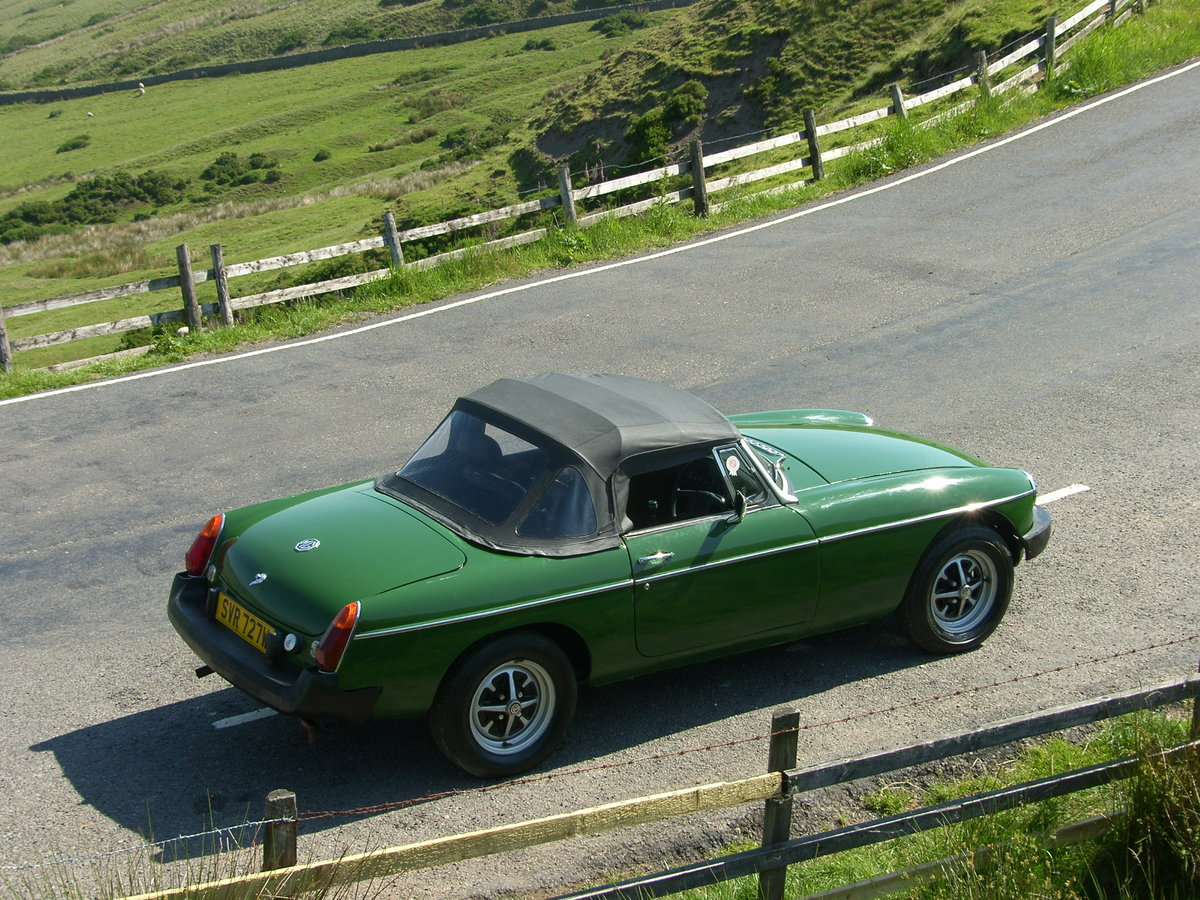 1980 MGB Roadster For Sale (picture 5 of 6)