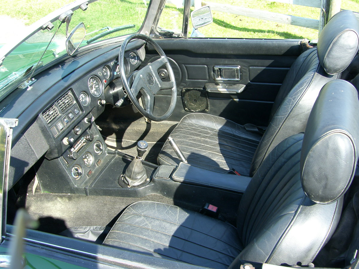 1980 MGB Roadster For Sale (picture 6 of 6)