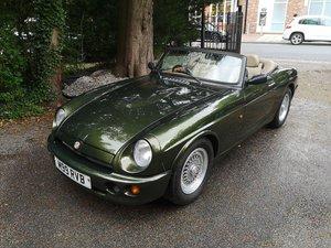 1995 MG RV8 3.9L Woodcote Green