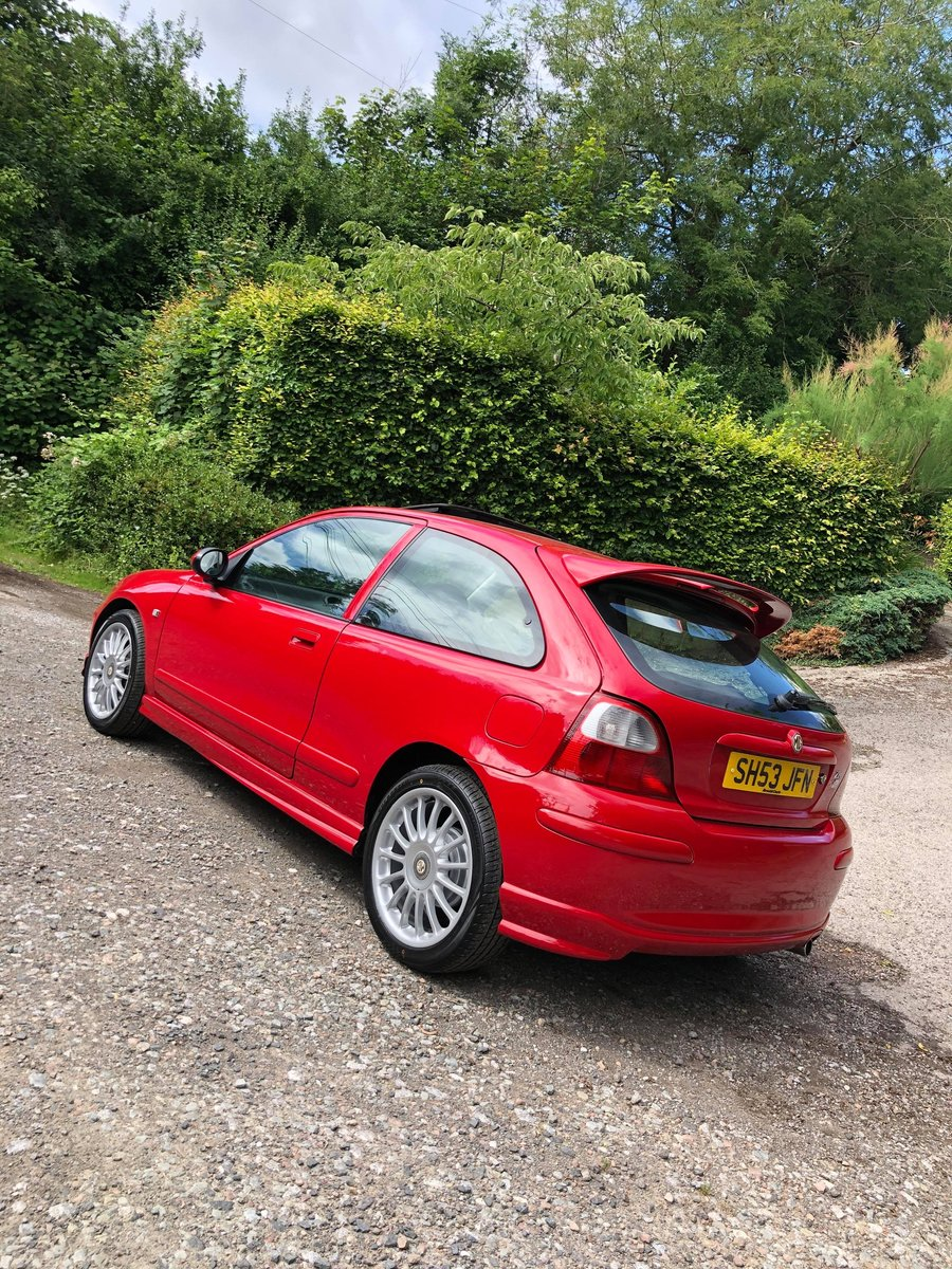 2003 MG ZR For Sale (picture 1 of 6)