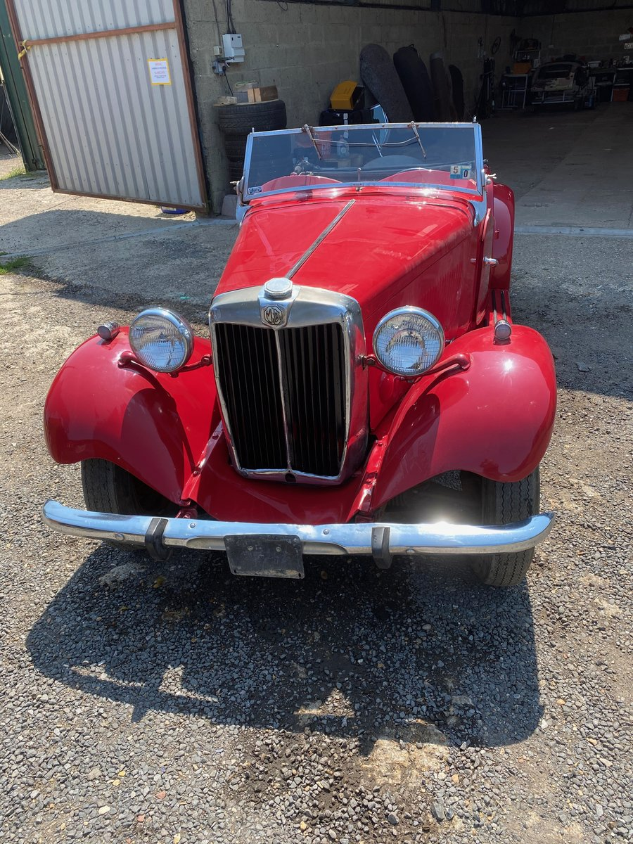 1951 MG TD  For Sale (picture 1 of 6)