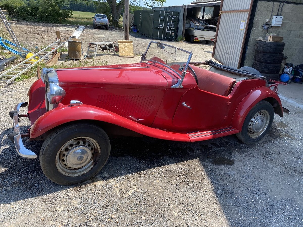 1951 MG TD  For Sale (picture 2 of 6)