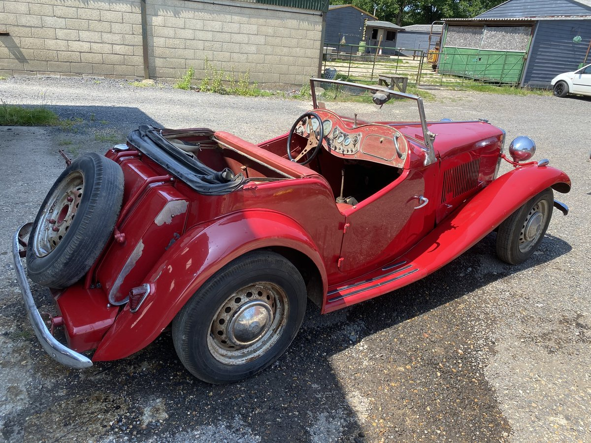 1951 MG TD  For Sale (picture 3 of 6)