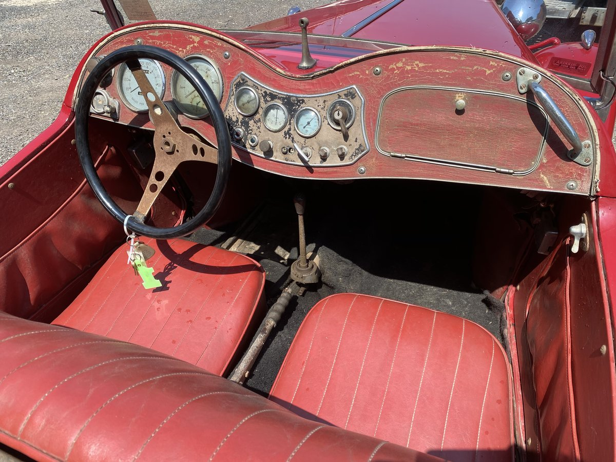 1951 MG TD  For Sale (picture 4 of 6)