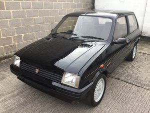 MG Metro low mileage