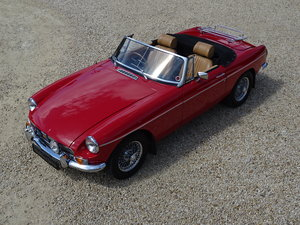 1969 MGB - Heritage Re-shell/Tuned 1860cc/Power Steering
