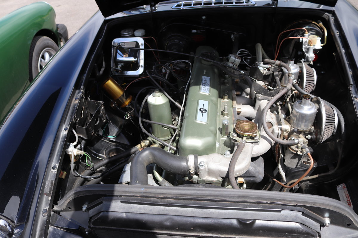 1969 MGC Roadster, Rebuilt by MG Specialist in 2018 For Sale (picture 4 of 5)