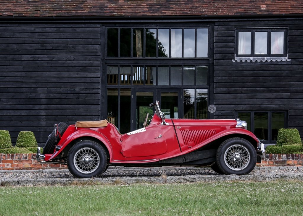 1950 MG TD SOLD by Auction (picture 2 of 6)
